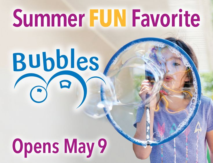 Bubbles! - Local Event - Discover Central Massachusetts