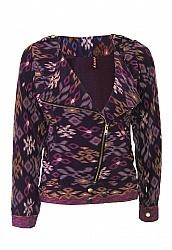 Biker style jacket by Ruby Rocks