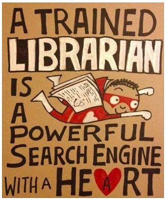 I love librarians