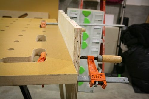 (159) MFSlab Portable Work Table