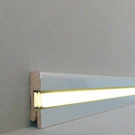 73 besten led sockelleisten led fu leisten bilder auf pinterest lackieren lichtlein und kiel. Black Bedroom Furniture Sets. Home Design Ideas