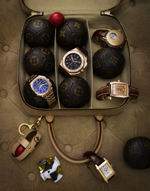 LV watches