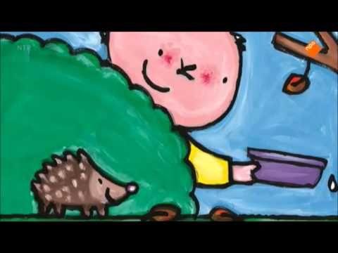 Karel in de herfst (digitaal prentenboek) - YouTube