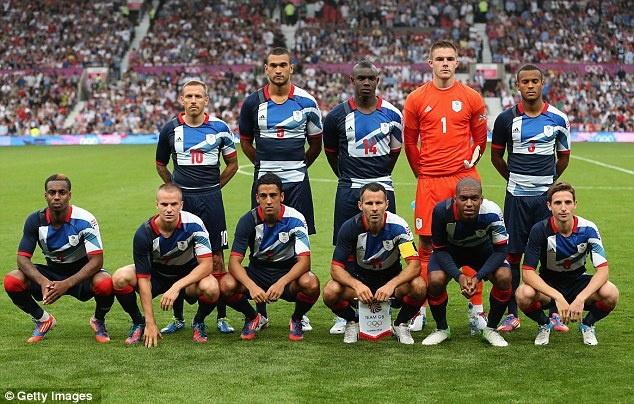 Great Britain Olympic Futbol Team <3