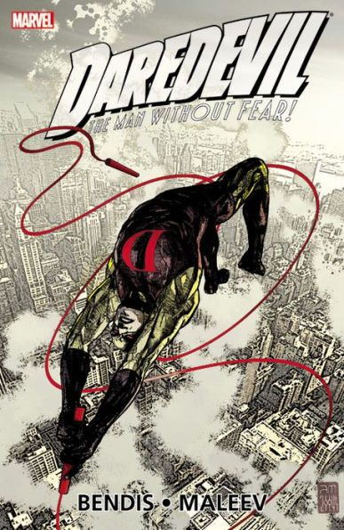 Daredevil by Brian Michael Bendis & Alex Maleev Ultimate Collection - Book 3