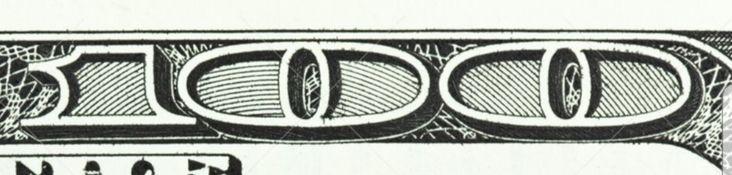 100 dollar bill font – #bill #Dollar #dollarbills …