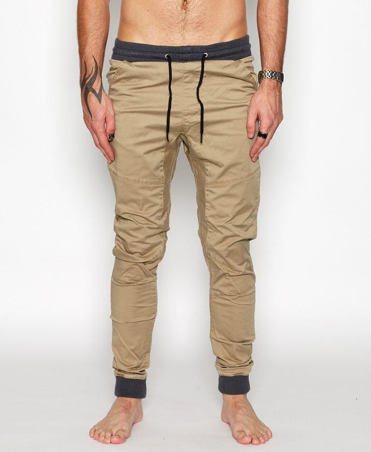 Nena & Pasadena / Champion Pants Combat Sand Nena & Pasadena Brands Men | Neverland Store