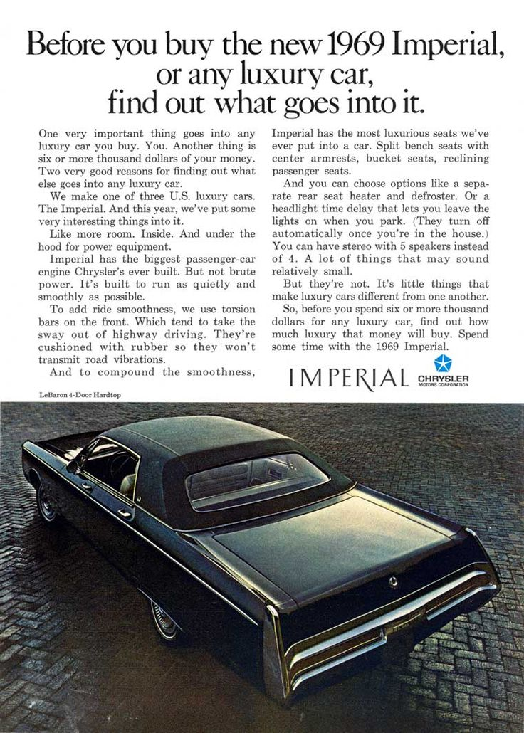232 best Chrysler images on Pinterest | Chrysler imperial, Old ...