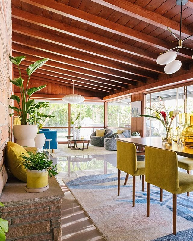 Tour The New 2019 West Elm House In Palmsprings With Link In Bio