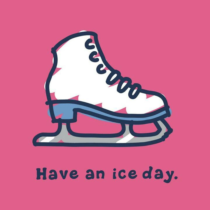 A perfect day it´s an ice day!!                                                                                                                                                                                 More