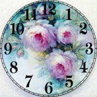 """Gallery.ru / lada45dec - Альбом """"Циферблаты для декупажа часов."""""""