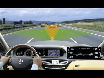 régulateur de vitesse avancé (pilote automatique)