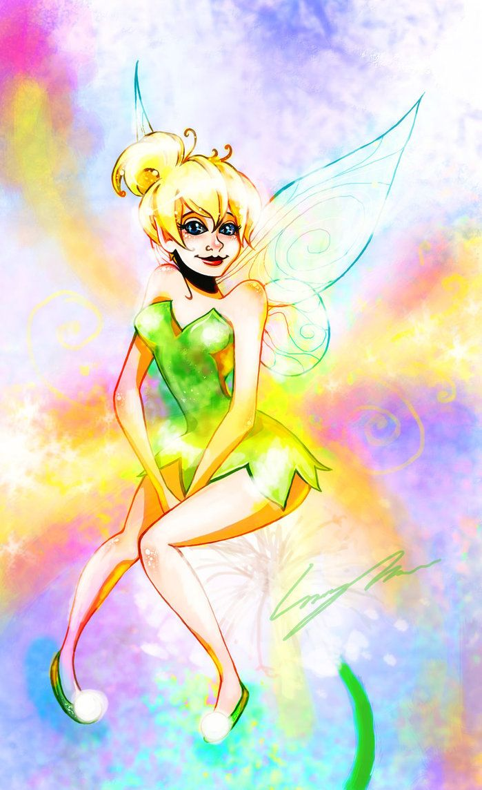 Tinkerbell With Attitude | www.imgkid.com - The Image Kid ...