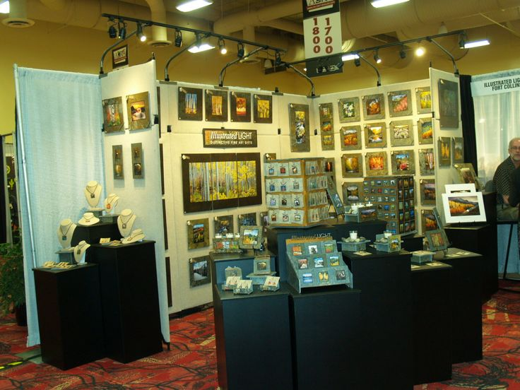 1000 images about great trade show displays display for Jewelry display trade show