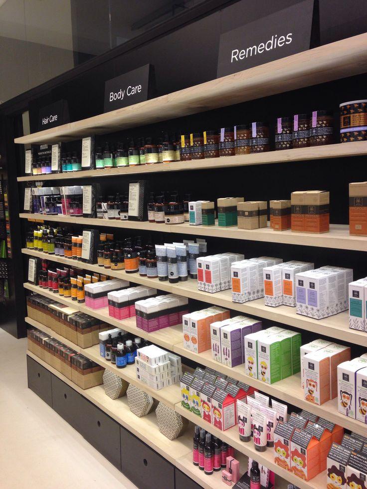 Apivita Store in Madrid!!