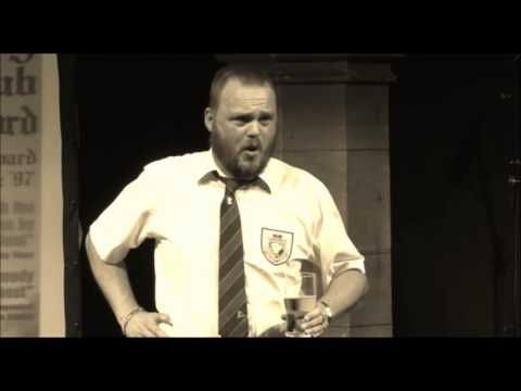 Al Murray proves that Britain has defeated every country in the world at war. Including Norway.