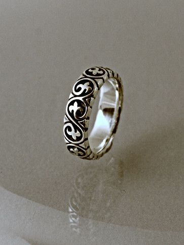 Női hun indás gyűrű