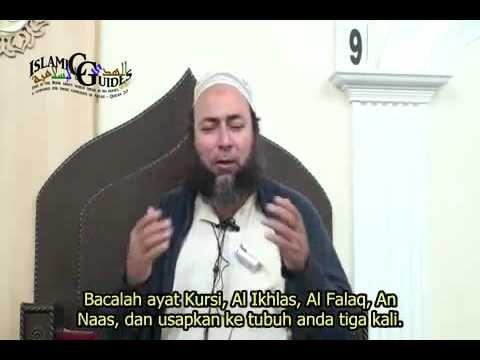 Ruqyah Syariah - Cara Mengalahkan Sihir dan Jin Setan Secara Islami