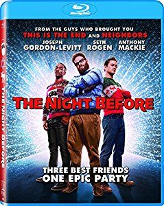 Amazon.com: The Night Before [Blu-ray]: Jillian Bell, Mindy Kaling, Michael Shannon, Lorraine Toussaint, Randall Park, Ilana Glazer, Nathan Fielder, Lizzy Caplan, Seth Rogen, Anthony Mackie, Joseph Gordon-Levitt, Jonathan Levine, Evan Goldberg, James Weaver, LLC Good Universe; Point Grey Pictures; Xmas Productions: Movies & TV