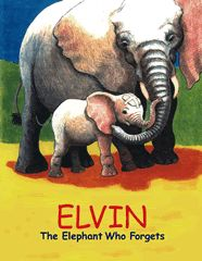 Book to help explain brain injury to children- Elvin the Elephant.  A story book for children explains traumatic brain injury through the story of Elvin the elephant who has a tree branch fall on his head. It helps children learn how a brain injury can affect learning, emotions, behavior and relationships in school and at home. It shows the difference between physical or visible and cognitive or invisible disabilities and special needs for help in school.
