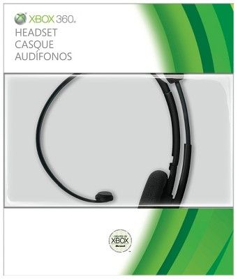 Xbox 360 Wired Headset (Xbox 360)