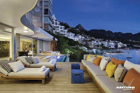 Clifton View 7, Cape Town, 2012 - SAOTA - Stefan Antoni Olmesdahl Truen Architects