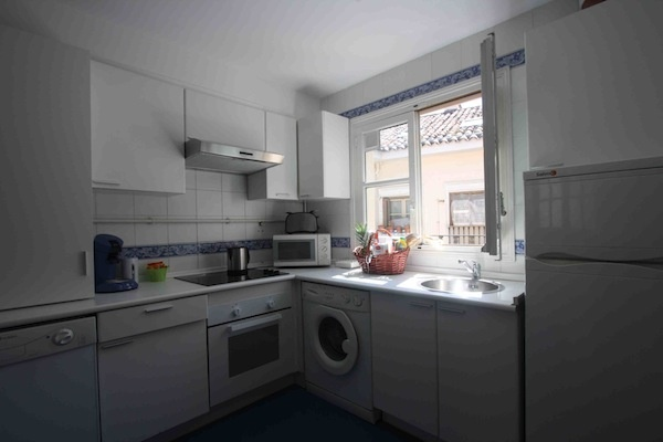 Cocina, Apartamento La Galería