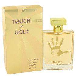 90210 Touch of Gold by Torand Eau De Parfum Spray 3.4 oz (Women)
