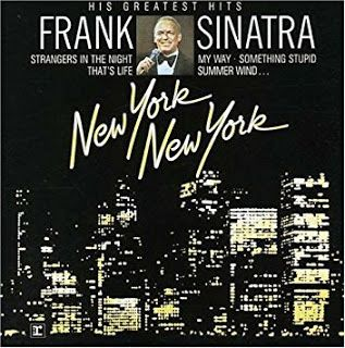 New York, New York de Frank Sinatra partitura para piano descarga