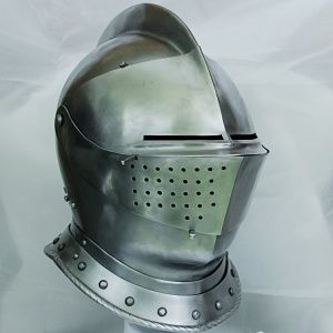 Armet closed helmet 16th century