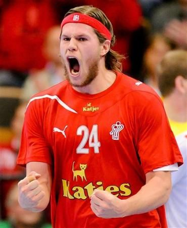 Mikkel Hansen, Denmark // The World's best handball player 2011