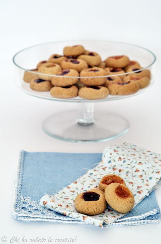 Chi ha rubato le crostate? :  » USA: Biscotti vegani alla farina di avena e sciroppo d'acero