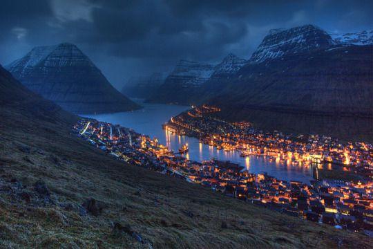 Klaksvik, Faroe Islands by Tan Yilmaz
