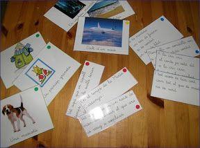 Escrivim un conte? | Minireceptes: lectura a tot arreu