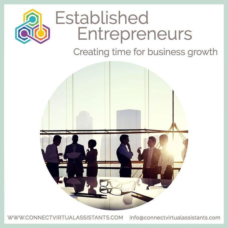 "18 Likes, 2 Comments - CONNECT (@connectvirtualassistants) on Instagram: ""2/3 Established Entrepreneurs: If your business is in a flourishing state, then your days, as an…"""