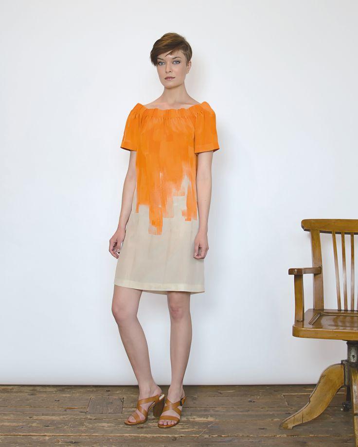 #rosso35 #genova #fashion #woman #womanswear #readytowear #ss15 #springsummer2015 #collection #art
