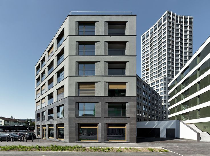 Modern Architecture Zurich 774 best archi | facade--modern images on pinterest