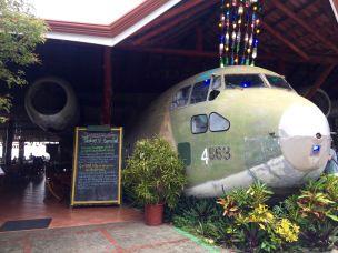 el avion restaurant ~ quepos, costa rica ~ travelnerdplans.wordspress.com
