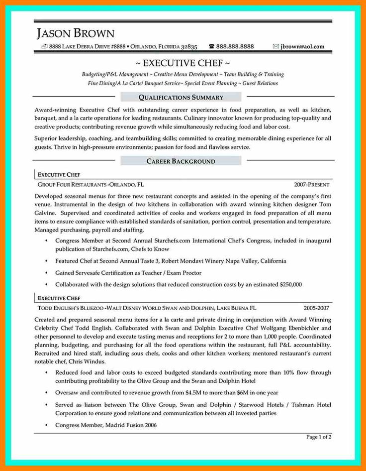oil rig chef sample resume cover letter career fair certificate participation format executive pdf