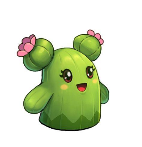 manga, lunaria story, cute cactus