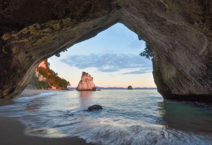 Cathedral Cove (Nueva Zelanda)