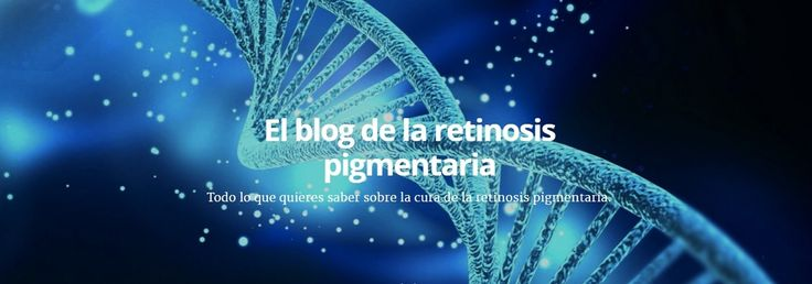 Publicando en Twitter, Facebook, Google+. Linkedin, Tumblr, Pinterest para difundir noticias de la retinosis pigmentaria.