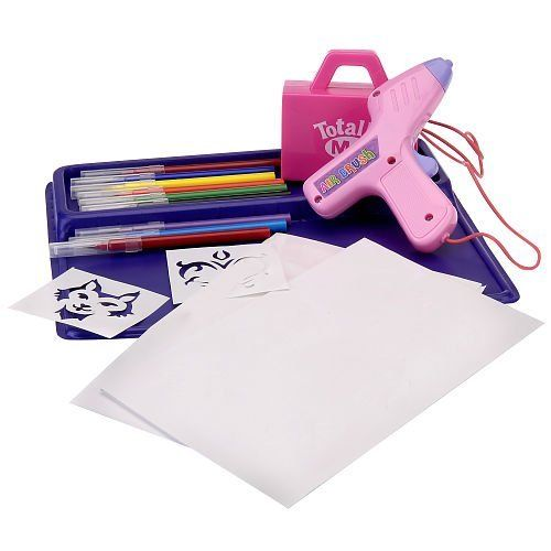 Totally Me! Airbrush Tattoo Kit By Toys R Us. $9.74