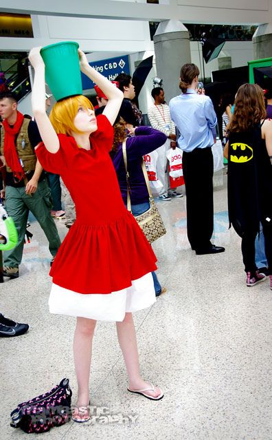 Ponyo cosplay   Cosplay outfits, Easy cosplay, Cosplay dress
