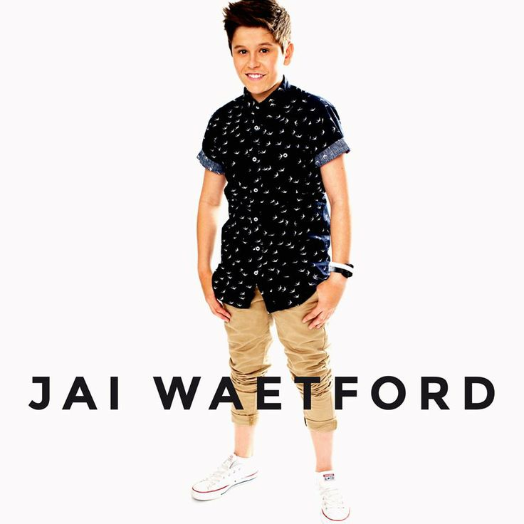 Jai Waetford's new Mini Album today the 6th of December
