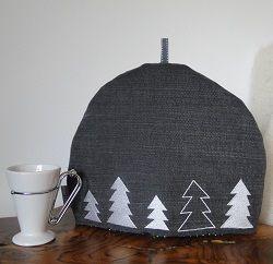 Alpine Tea Cosy.