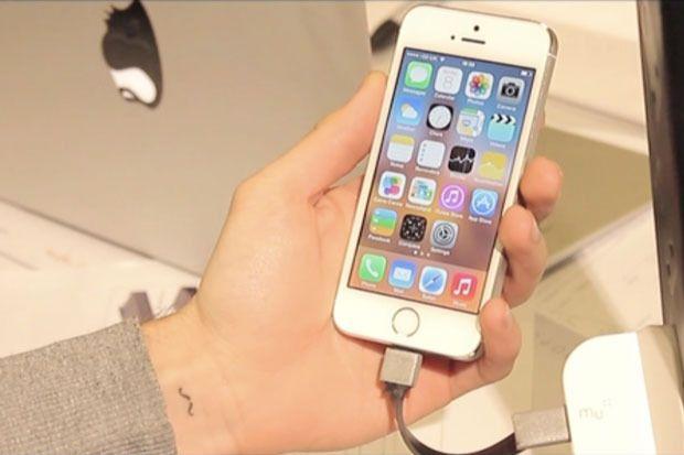 Popcord il caricabatteria ultra portatile per iPhone e iPad