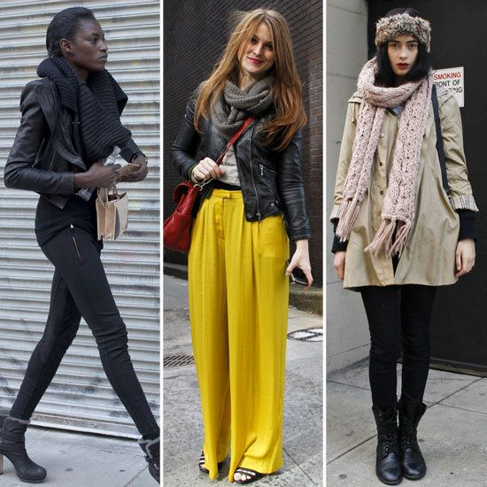 Fashion Week SOS — 15 Chic Winter Add-ons For the Weather Unknown