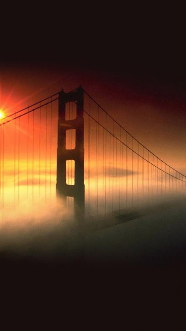 Free Download San Francisco Wallpapers The Golden Area Through