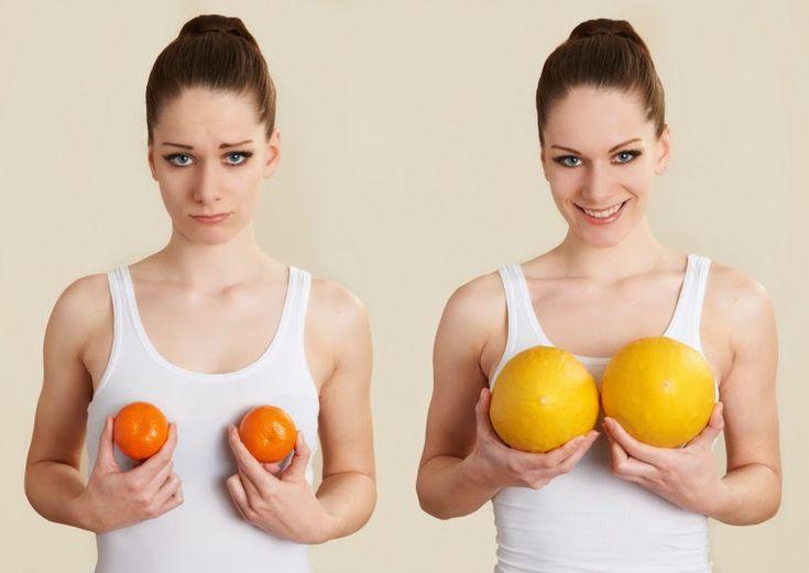 Como Aumentar os Seios: Alimentos para aumentar os seios